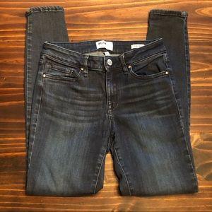 William Rast Jeans, Skinny Ankle, Size 27, EUC